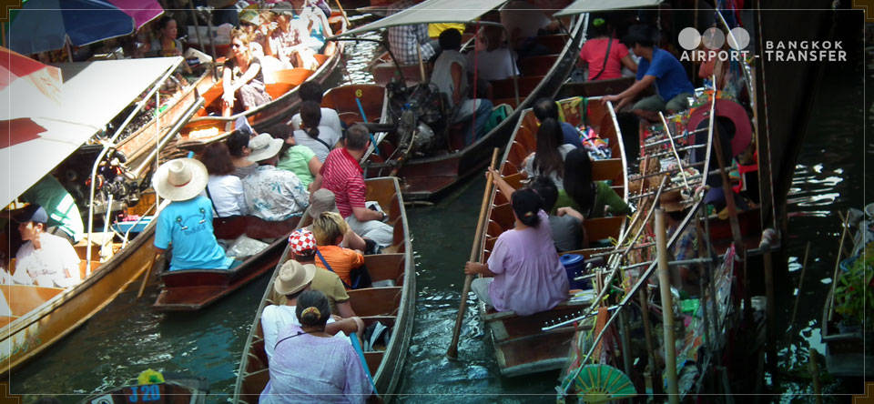 Floating Market & The Bridge Over The River Kwai Tour ...